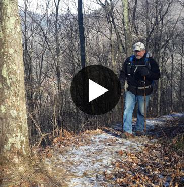 Step Outdoors – A Winter Woods Walk