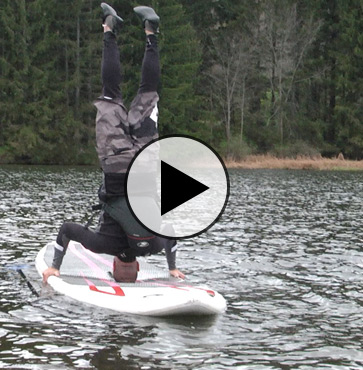 Step Outdoors – Springfest Paddleboard!