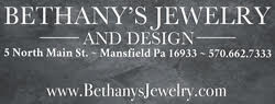 Bethany's Jewelry and Design