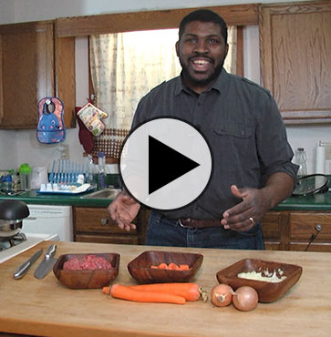 Cooking with Dad – Chili with Added Value
