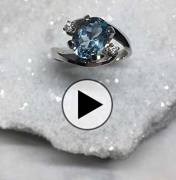 Behind the Sparkle – Aquamarine
