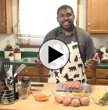 Cooking with Dad – Hopeful Shepherd's Pie