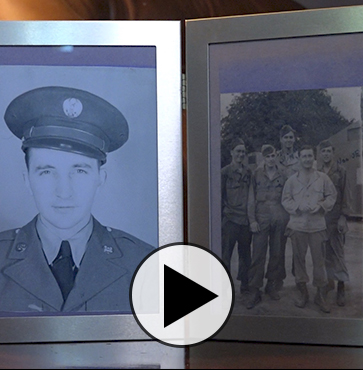 WWII Vet's Life Changed Forever