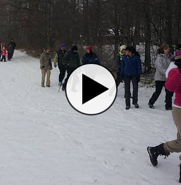 Step Outdoors for Winter Outings!