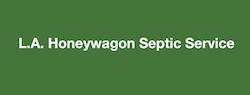 L.A. Honeywagon Septic Service