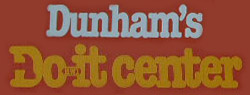 Dunhams Do-it Center