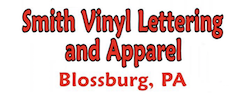 Smith Vinyl Lettering & Apparel